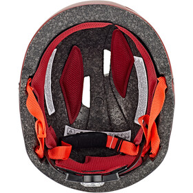 Alpina Airtime Helmet indigo-cherry-drop